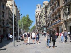 El Consell de Gremis demana més inversió per promocionar Barcelona com a destinació turística (Europa Press)
