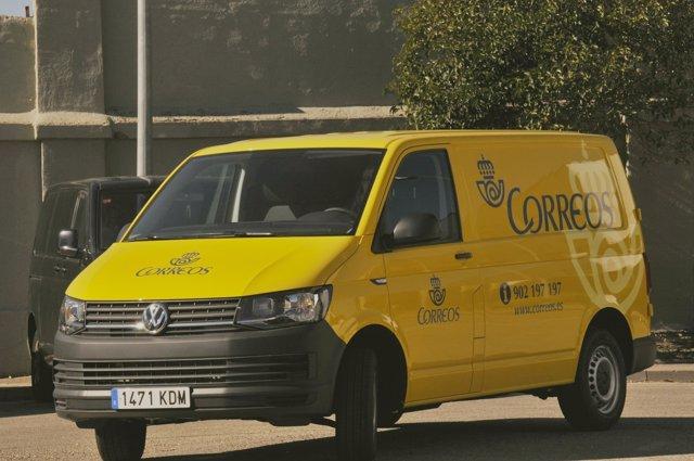 Correos adquiere 143 unidades diésel del Volkswagen Transporter de sexta generac