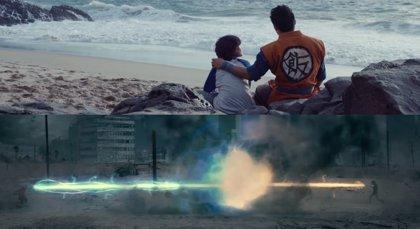 Dragon Ball Z: Light of Hope, la épica película de imagen real de Bola de Dragón