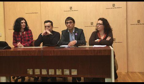 El Govern propondrá en la Mesa de Hostelería el reconocimiento de enfermedades profesionales y jubilaciones anticipadas