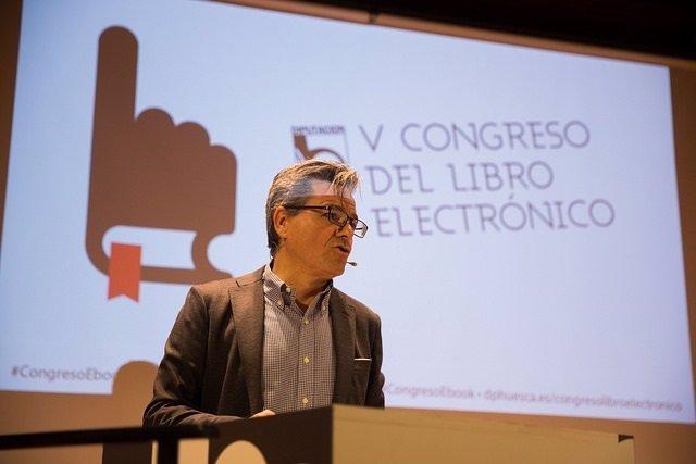 Javier Celaya ha dado a conocer las conclusiones del Congreso del Ebook