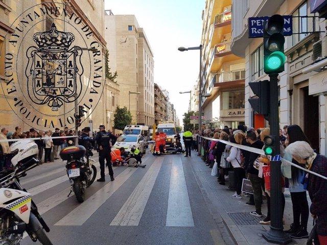 Calle recogidas 45 granada