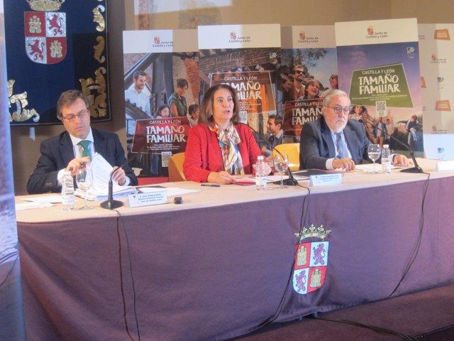 Valladolid. Presentación Intur