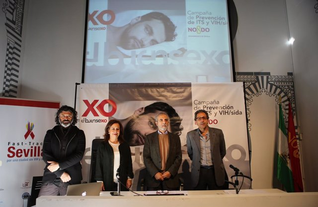 Presentación de la campaña sobre infecciones de transmisión sexual