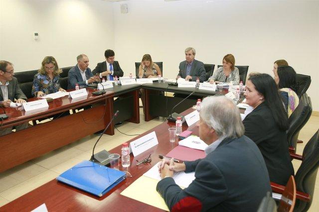 Reunión Gobierno - sindicatos