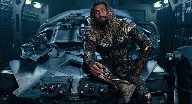 Aquaman en Liga de la Justicia