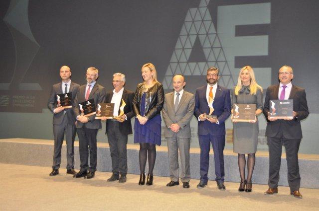 Arcelor Mittal y la Fundación 'Agustín Serrate', premios Excelencia 2017