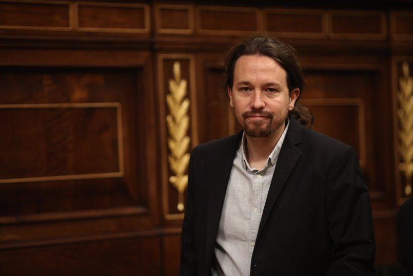 Pablo Iglesias avisa: mientras mande el PP, no se mejorará la financiación autonómica