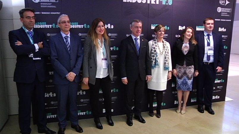"""Urkullu: """"Euskadi aspira a estar entre los países europeos líderes en innovación"""""""