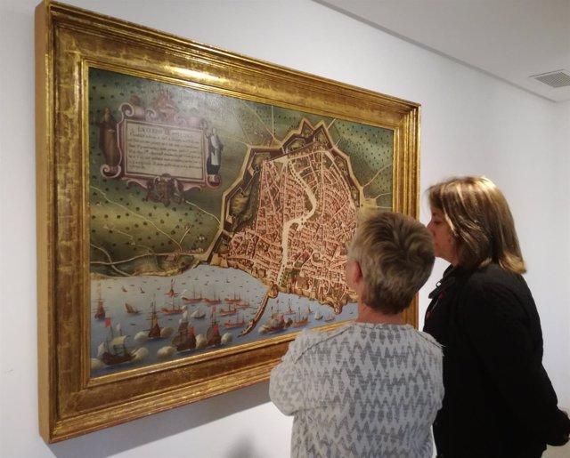Exposición corsario Antoni Barceló