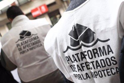 El PSOE apoyará que el Congreso tramite la ley de vivienda de la PAH, pero presentará enmiendas