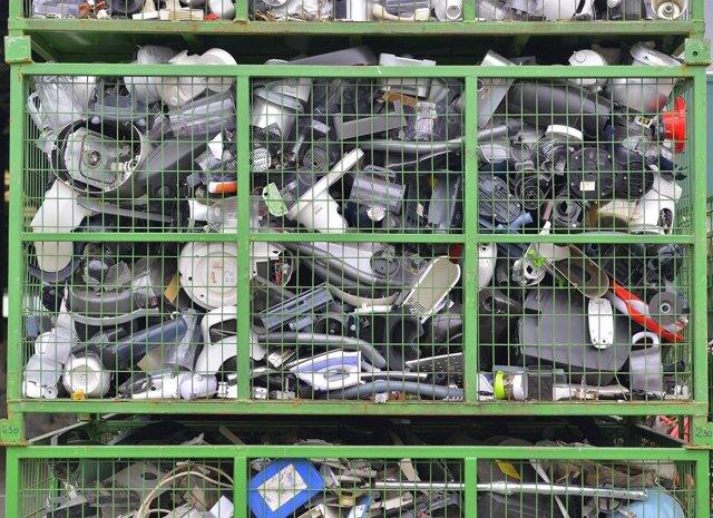 Residuos eléctricos y electrónicos