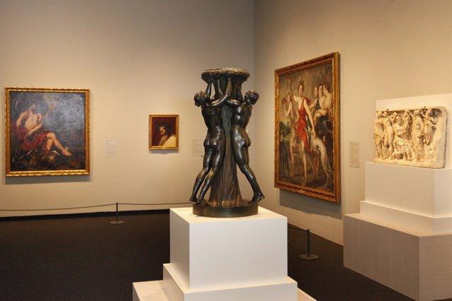 La exposición 'Arte y mito. Los dioses del Prado' llega al CaixaForum de Palma