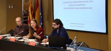 L'entorn de Barcelona redueix les desigualtats d'ingressos respecte al 2011, segons una enquesta (EUROPA PRESS)