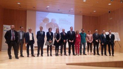 """Alegría subraya que en Aragón """"se debe aprovechar la economía del conocimiento para ser altamente competitivos"""""""