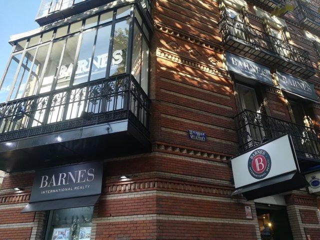 Oficina Barnes Madrid