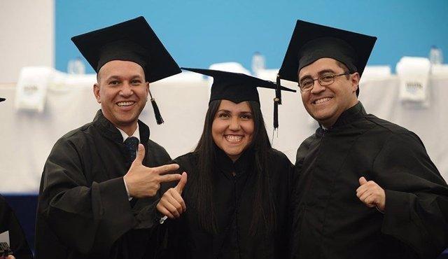 Graduados UNIR Colombia 2016