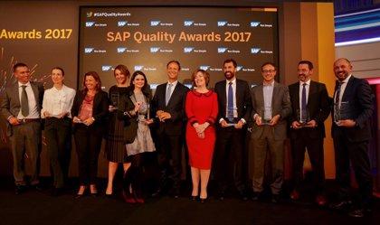 SAP premia a Meliá, Amadeus y Grupo Siro por sus proyectos de innovación y tecnología