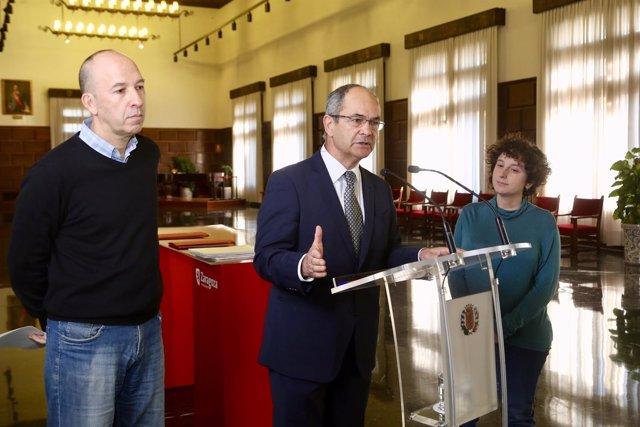 Firma del acuerdo CEPES Aragón