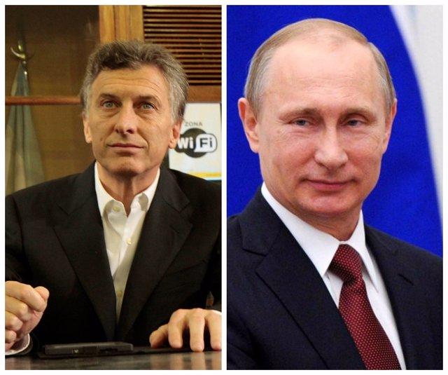 Macri y Putin