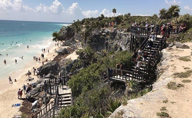 Turismo internacional México