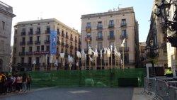 Barcelona encendrà els llums de Nadal aquest dijous a La Rambla en record de l'atemptat (EUROPA PRESS)