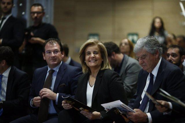 Fátima Báñez interviene en el Foro La nueva Empleabilidad
