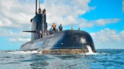 L'Armada argentina investiga un indici