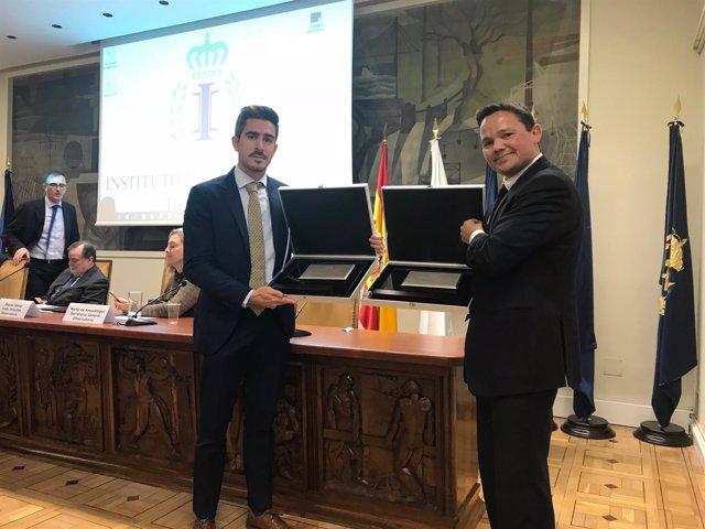 Premio a Evectia y Técnicas Reunidas