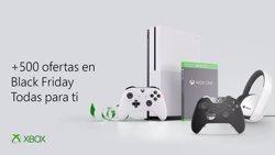 Xbox celebra el Black Friday 2017 amb més de 500 ofertes en consoles, jocs, accessoris i subscripcions (XBOX)