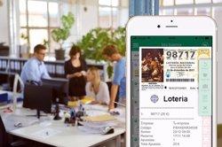 TuLotero permetrà gestionar la Loteria de Nadal d'empreses a través de la seva aplicació mòbil (TULOTERO)