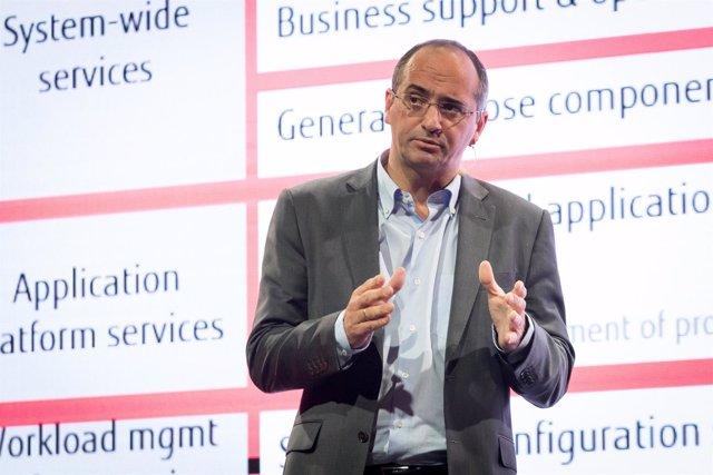 Máximo Petitto, Director de Desarrollo Cloud de Fujitsu