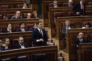 El Congrés dona suport al Contingent i Concert bascos i el debat es transforma en una crítica a Cs per la seva oposició (EUROPA PRESS)