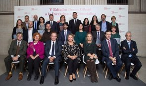 Gilead España destina 900.000 euros a 18 proyectos en la V edición de sus Becas a la investigación Biomédica (GILEAD)