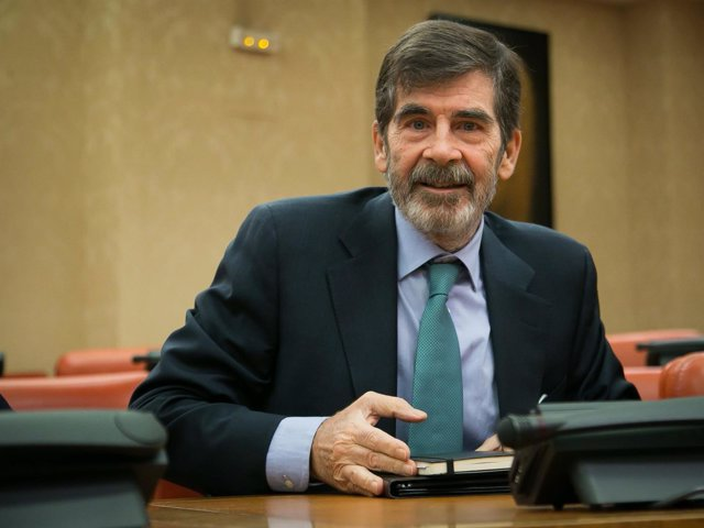José Enrique Serrano, diputado del PSOE