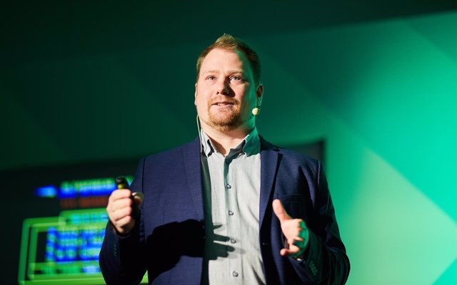 David Jacoby, de Kaspersky Lab
