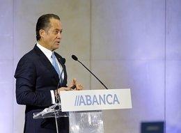 Juan Carlos Escotet, presidente de Abanca