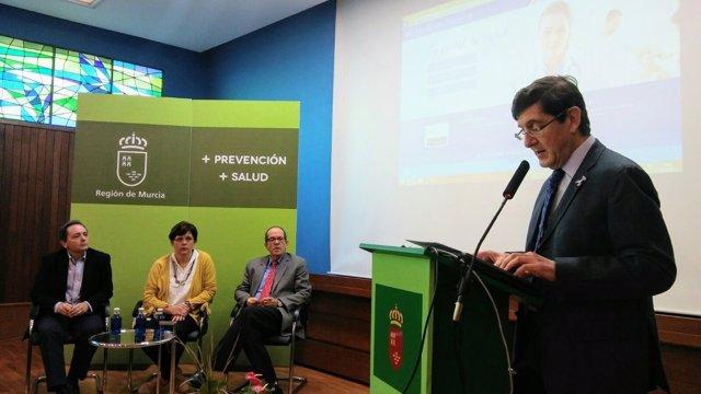 Presentación de la nueva aplicación del Portal d el Paciente