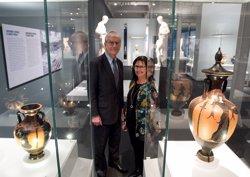 El Caixaforum indaga en l'esperit competitiu que imperava a Grècia amb el British Museum (FUNDACIÓ LA CAIXA)