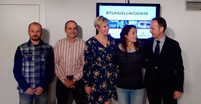 Presentación Campaña 'Tu Huella Cuenta'