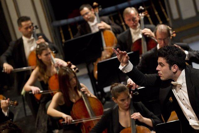 """Concierto de la Orquesta Filarmónica de Málaga (OFM) """"Conciert"""