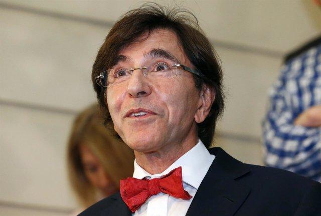 El exprimer ministro belga Elio di Rupo