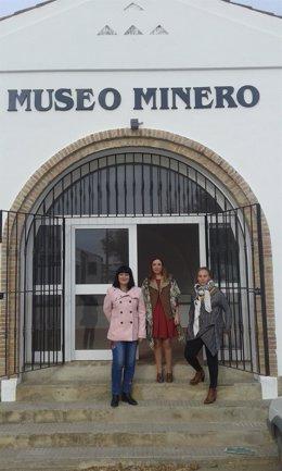 1 Nota Y 1 Foto Junta (Centro Interpretación Minero El Granado)