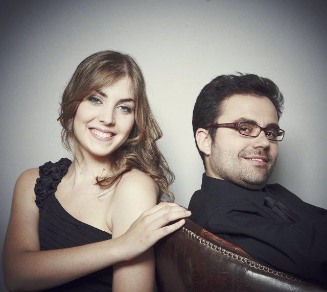 """Nota De Prensa Concierto """"Iberian & Klavier Piano Dúo""""."""