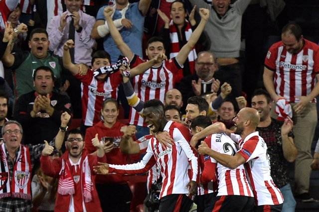 El Athletic Club vence al Hertha con gol de Iñaki Williams