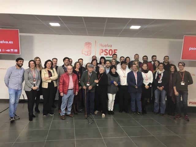 Nueva Ejecutiva del PSOE local