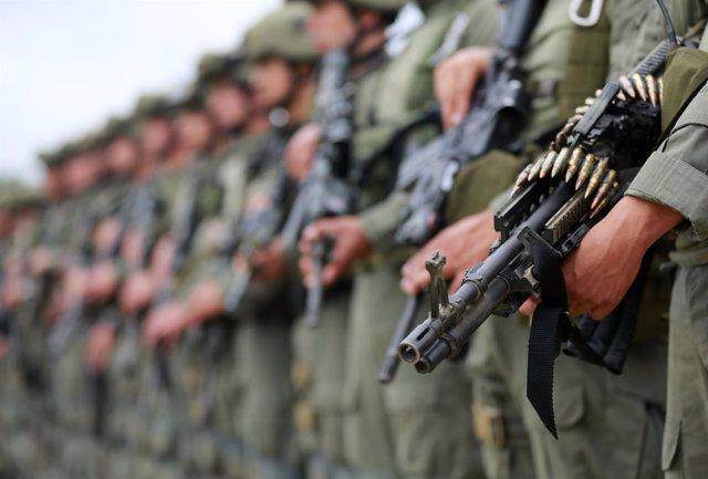 Brigada antidroga del Ejército de Colombia