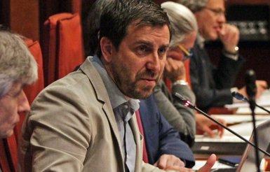 """Comín descarta tornar a Catalunya encara que aconsegueixi escó """"si hi ha risc de presó"""" (Europa Press)"""