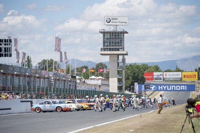 Lo mejor de los 70 y 80 invaden el Circuito del Jarama en el Jarama Vintage