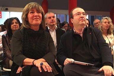 Marín (PSC) assegura que es va garantir a Puigdemont que no hi hauria 155 si convocava eleccions (EUROPA PRESS)